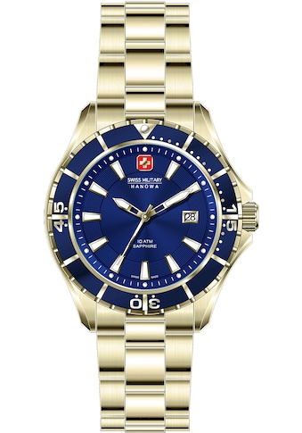 Swiss Military Hanowa Schweizer Uhr »NAUTILA GENTS, 06-5296.02.003« kaufen