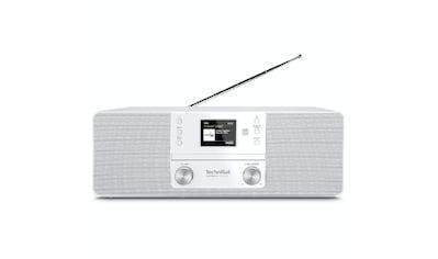 TechniSat »DIGITRADIO 370 CD IR« CD - Player (Digitalradio (DAB+),Internetradio, 10 Watt) kaufen