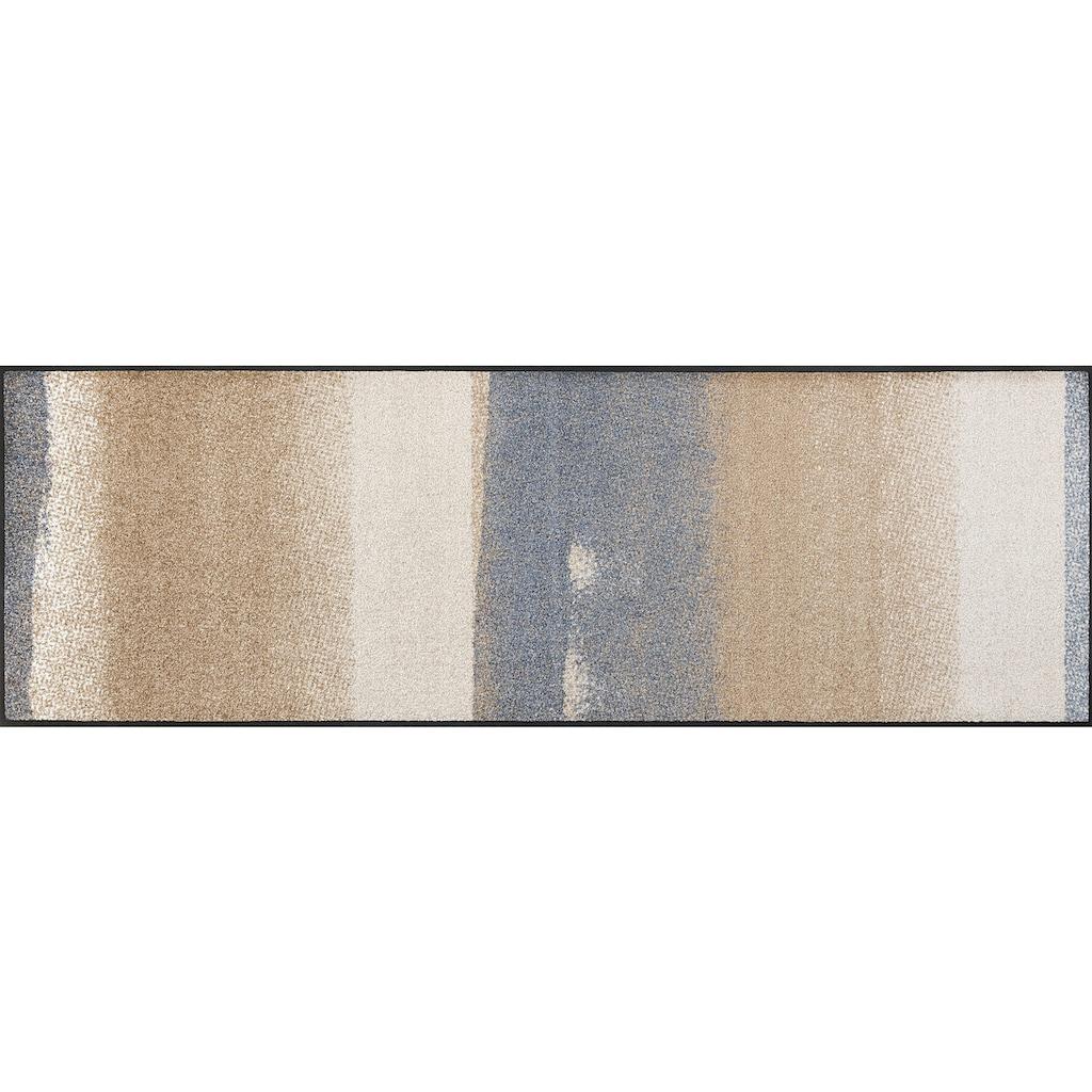 Läufer, »Medley«, wash+dry by Kleen-Tex, rechteckig, Höhe 7 mm, gedruckt