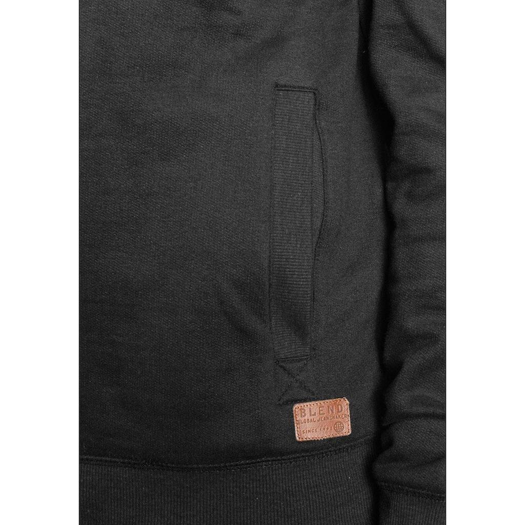 Blend Sweatshirt »Aleko«, Pullover mit Schalkragen
