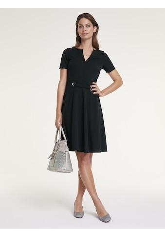 Prinzesskleid mit Zier - Ösen kaufen