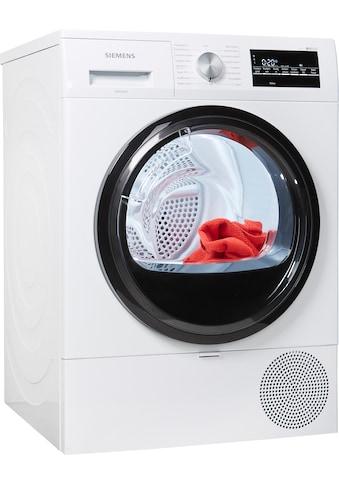 SIEMENS Wärmepumpentrockner »WT47R400«, 8 kg kaufen