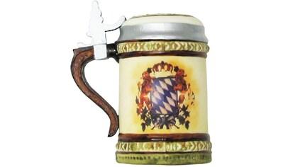 Krebs Glas Lauscha Christbaumschmuck »Bierkrug«, (1 tlg.), mundgeblasen kaufen