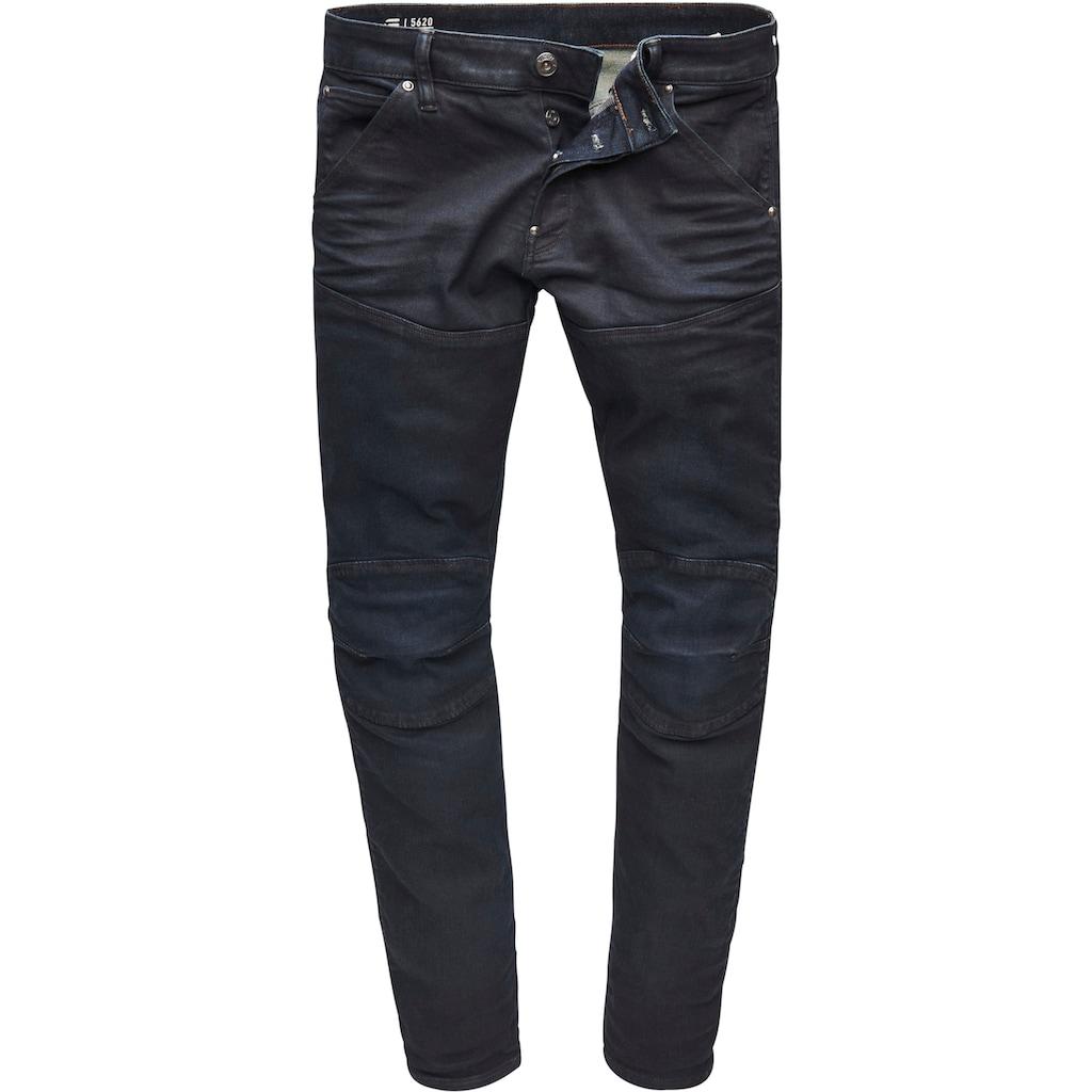 G-Star RAW Slim-fit-Jeans »3D Slim dry waxed«