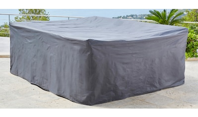 KONIFERA Schutzplane »Florenz / Korsika«, für Gartenmöbelset, (L/B/H) 253x197x94 cm kaufen
