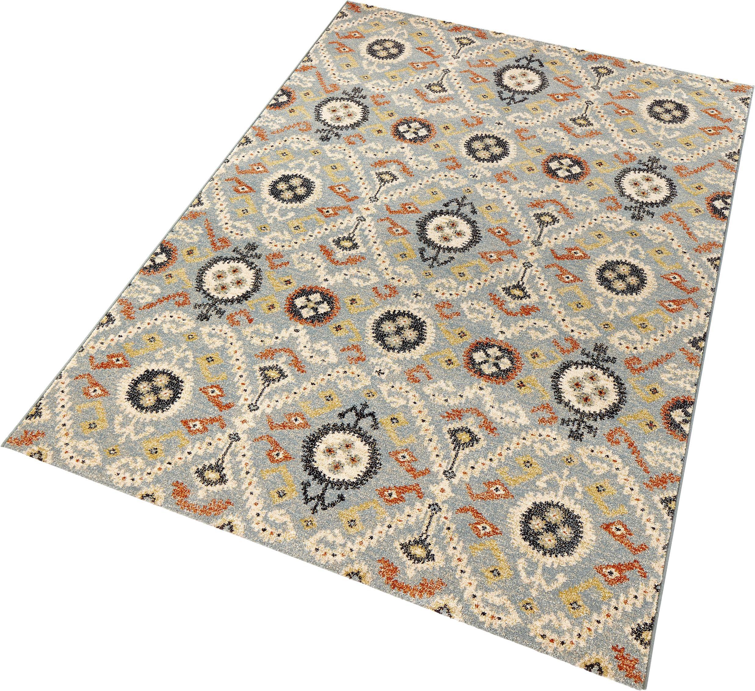 Teppich, »Odysee«, SCHÖNGEIST & PETERSEN, rechteckig, Höhe 9 mm