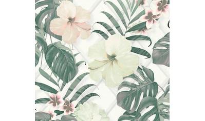 METROPOLIS BY MICHALSKY LIVING Vliestapete »Dream Again«, floral-geblümt, mit Blumen kaufen