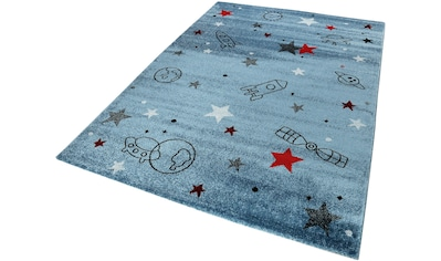 Kinderteppich, »Yoda«, Esprit, rechteckig, Höhe 13 mm, maschinell gewebt kaufen