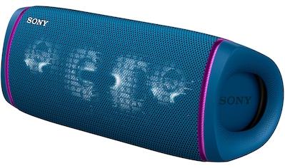 Sony »SRS - XB43 tragbarer, kabelloser« Bluetooth - Lautsprecher (Bluetooth, NFC) kaufen