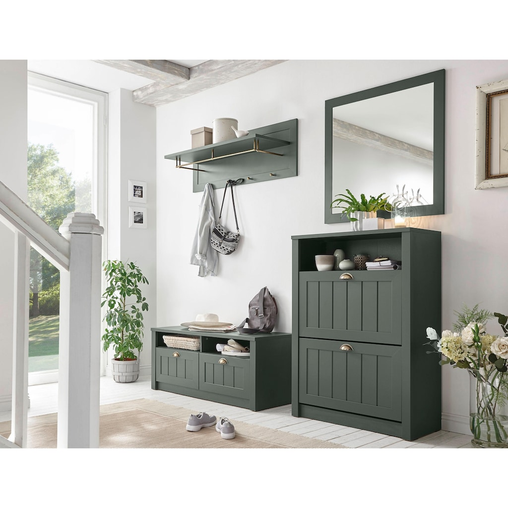 Home affaire Garderobenschrank »ASCOT«, (Set)