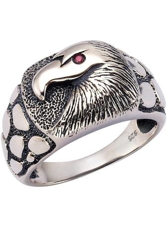 Firetti Fingerring »Adler strukturiert« kaufen