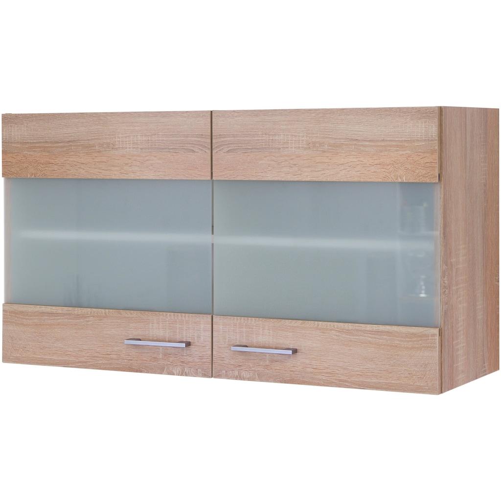 Flex-Well Glashängeschrank »Samoa«, Breite 100 cm