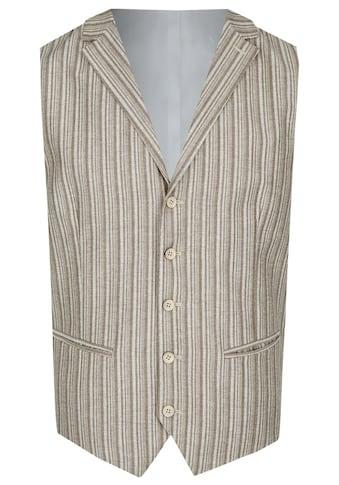 Daniel Hechter Sommerliche Anzug-Weste kaufen