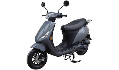 GT UNION Motorroller »Matteo«, 50 cm³, 25 km/h, Euro 5, 2,7 PS kaufen