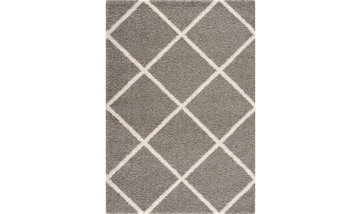 Sanat Hochflor-Teppich »Madrid 1352«, rechteckig, 30 mm Höhe, Wohnzimmer kaufen