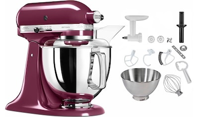 KitchenAid Küchenmaschine 5KSM175SEBY Artisan, 300 Watt, Schüssel 4,8 Liter kaufen