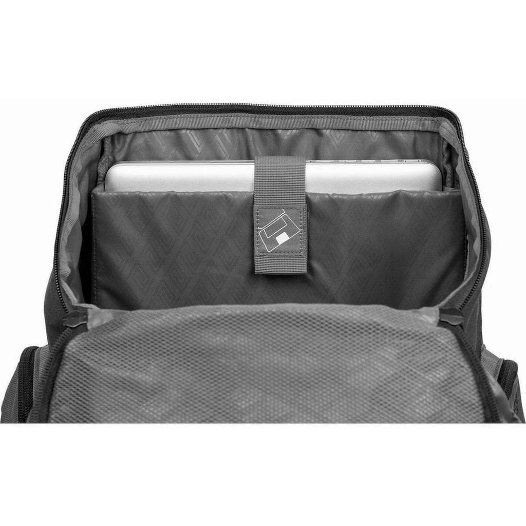 NITRO Laptoprucksack »Weekender, Burnt Olive«