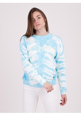 Key Largo Sweatshirt »WSW URBAN«, in trendigem Batik-Design kaufen