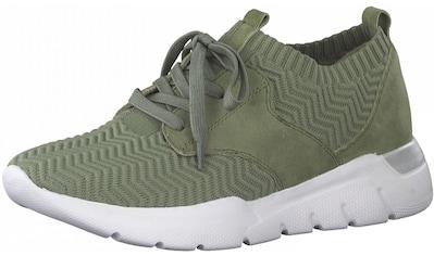 Jana Sneaker »Leder/Textil« kaufen