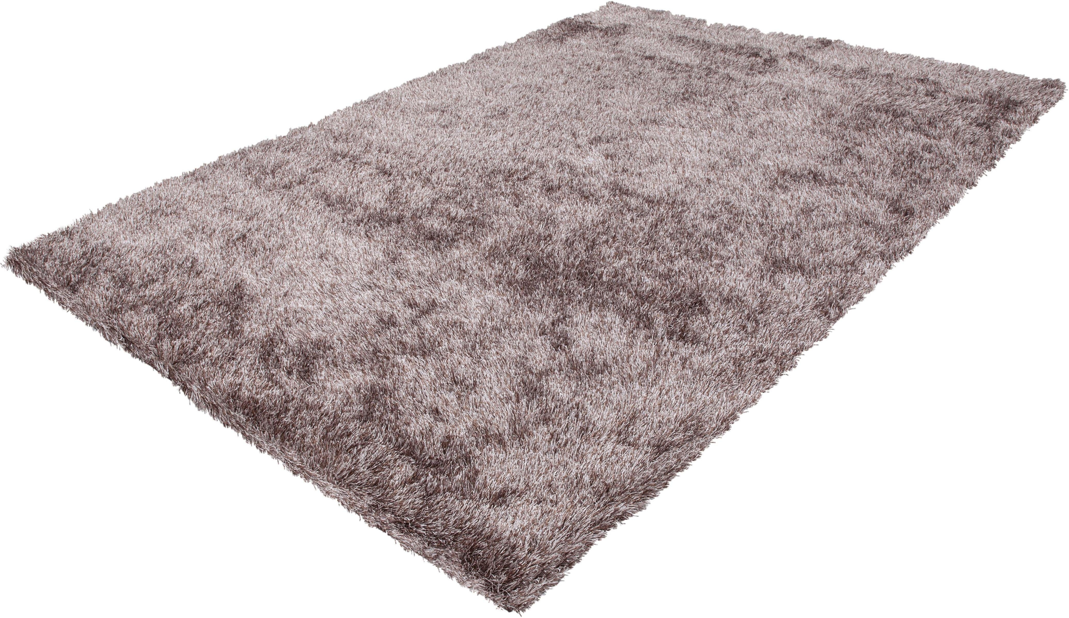 Hochflor-Teppich Masada 900 calo-deluxe rechteckig Höhe 40 mm handgewebt
