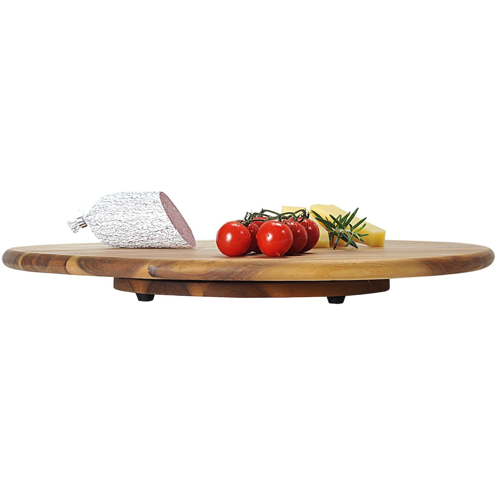 KESPER for kitchen & home Servierbrett, Ø 30 cm