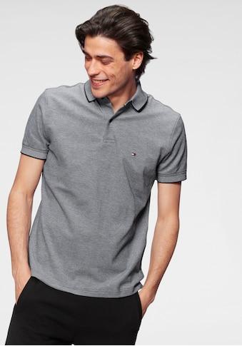 TOMMY HILFIGER Poloshirt »OXFORD REGULAR POLO« kaufen