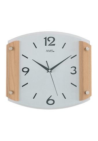 AMS Funkwanduhr »F5938/18« kaufen