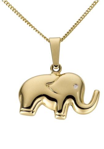 Firetti Kettenanhänger »Elefant«, Made in Germany kaufen