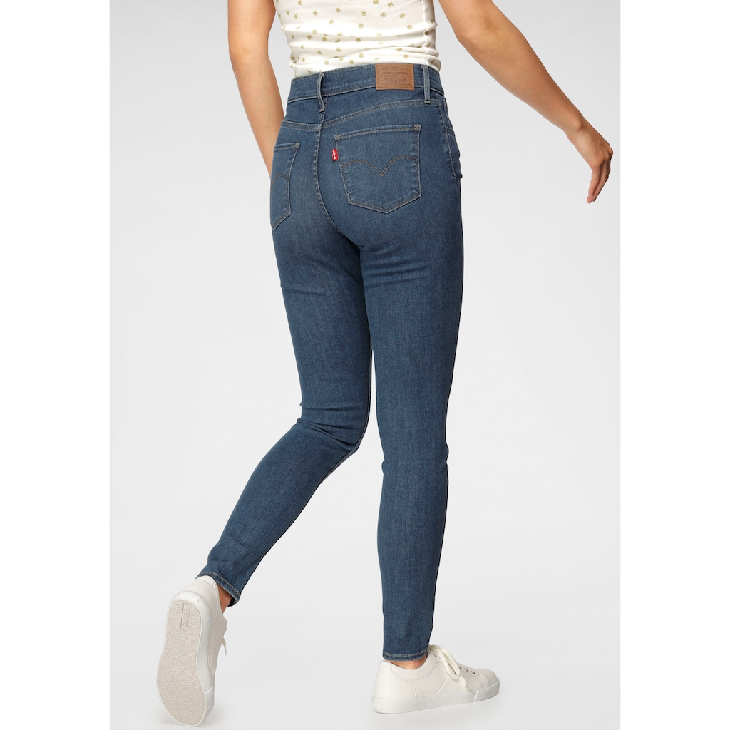 Levi's® Skinny-fit-Jeans »720 High Rise Super Skinny«, mit hoher Leibhöhe