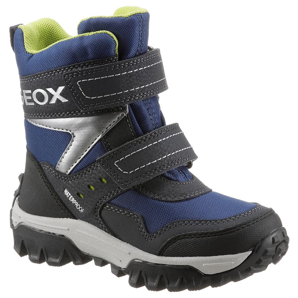 Geox Kids Winterstiefel »J Himalaya Boy«, mit TEX-Ausstattung