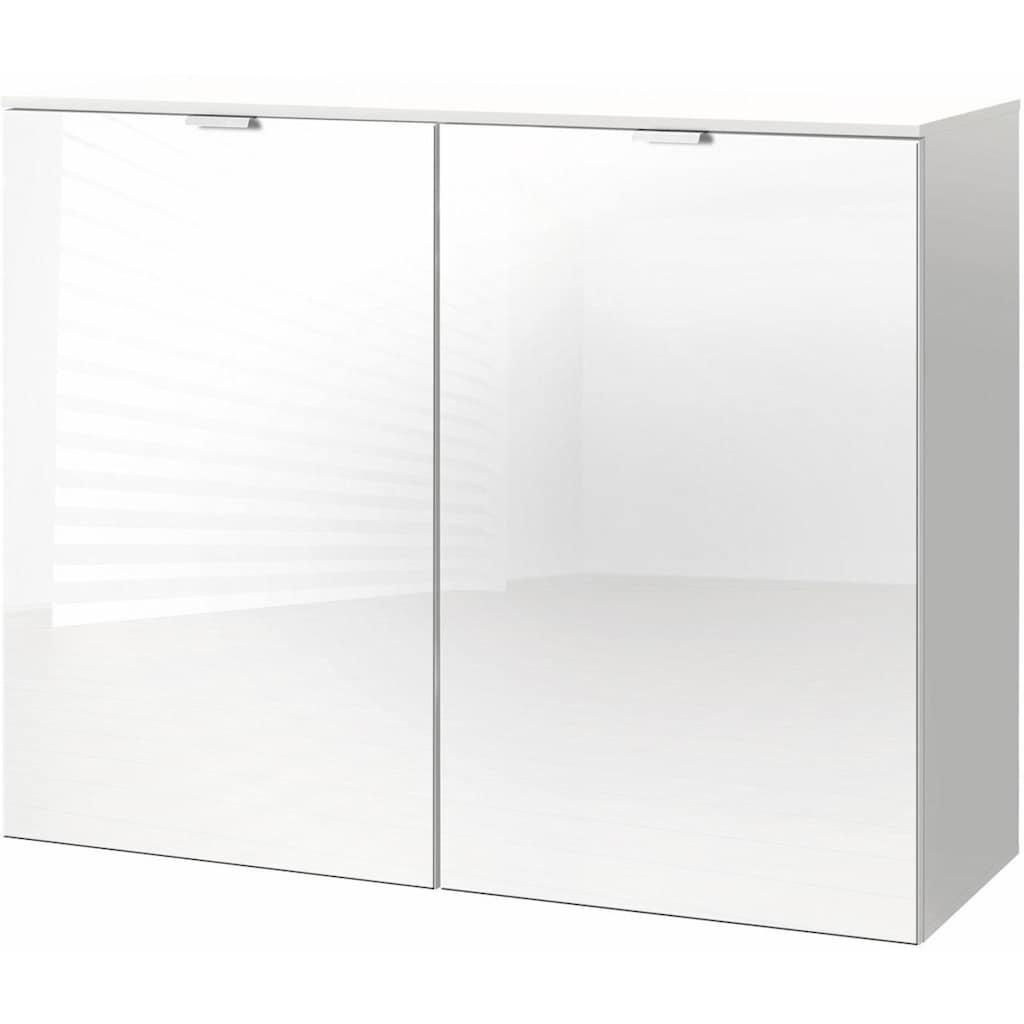 Express Solutions Kommode, Breite 100 cm, mit Glas