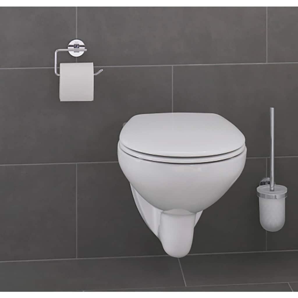 Grohe Toilettenpapierhalter »Essentials«, ohne Deckel, chrom