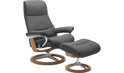Stressless® Relaxsessel »View«, mit Signature Base, Größe L,Gestell Eiche kaufen