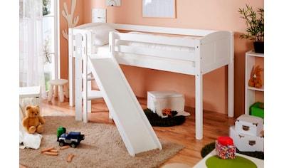 Ticaa Etagenbett Vorhang : Kinderhochbetten online auf rechnung kaufen baur