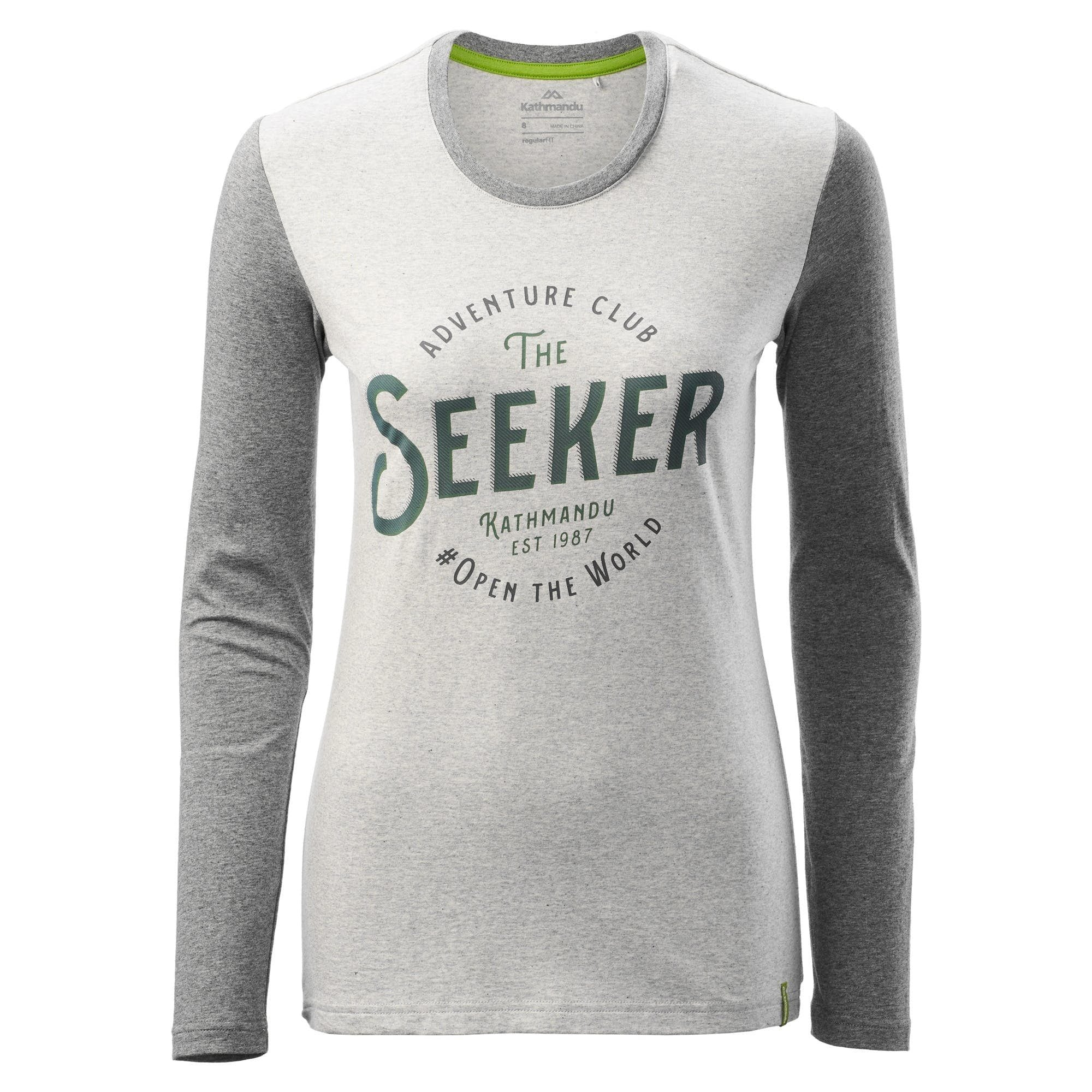 Kathmandu Longshirt Seeker | Bekleidung > Shirts | Baumwolle | Kathmandu