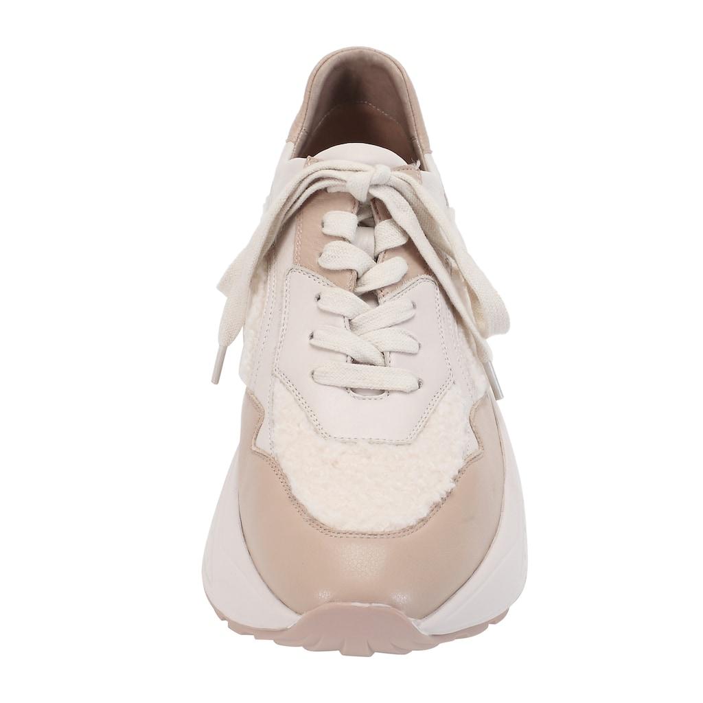 ekonika Sneaker, aus reinem Leder