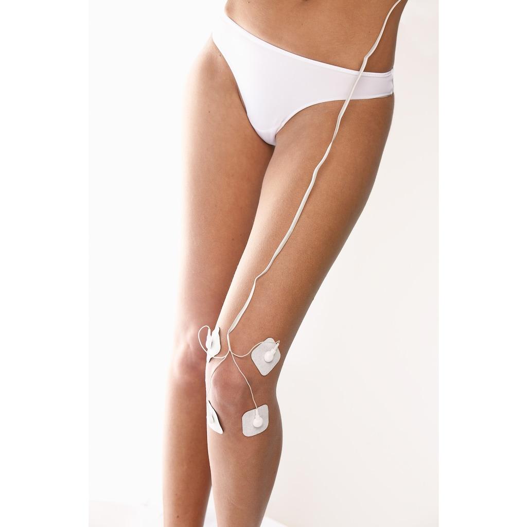 Sanitas TENS-EMS-Gerät »SEM 43 Digitales EMS/TENS Reizstrom Gerät«, 3-in-1-Gerät zur Schmerztherapie, Muskelkräftigung und Massage