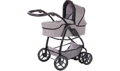"""Knorrtoys® Puppenwagen """"Coco  -  Stone"""" kaufen"""