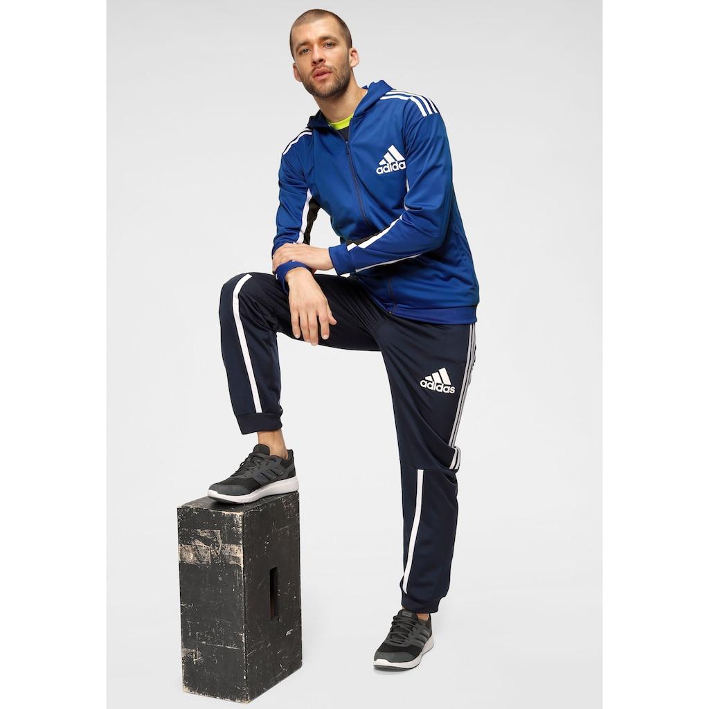 adidas Performance Trainingsanzug »TRACK SUIT«, (Set, 2 tlg.)