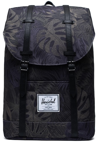 Herschel Laptoprucksack »Retreat, Dark Jungle« kaufen