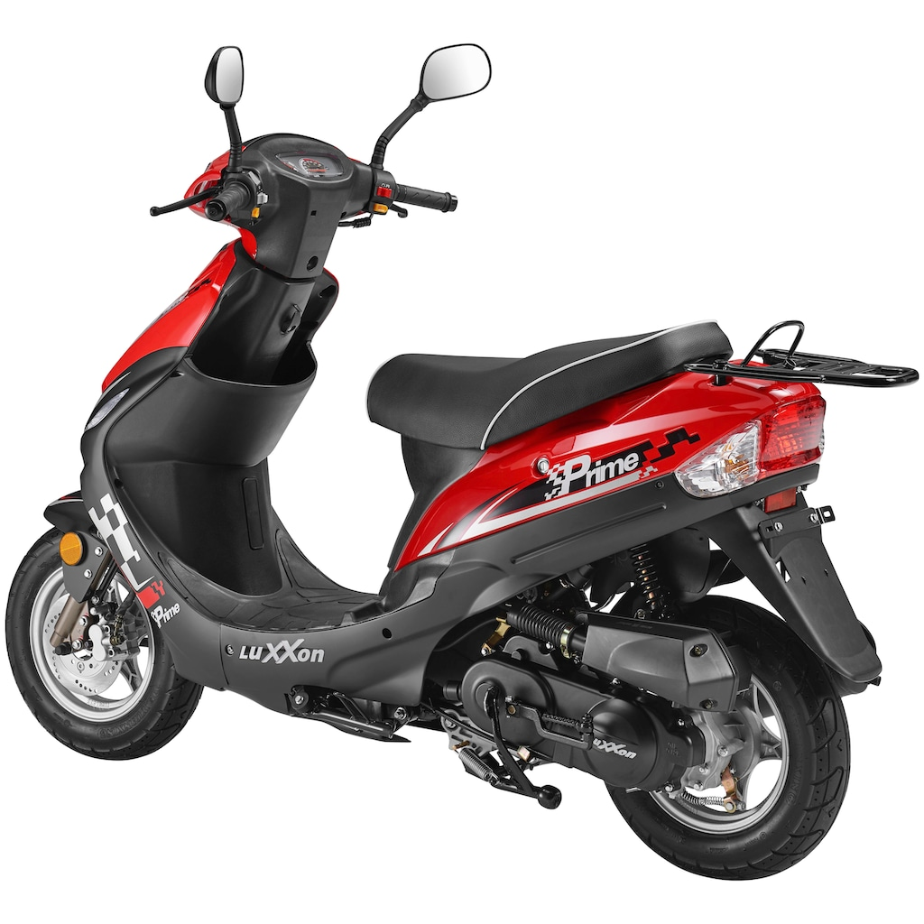 Luxxon Motorroller »Prime«, 3,3 PS