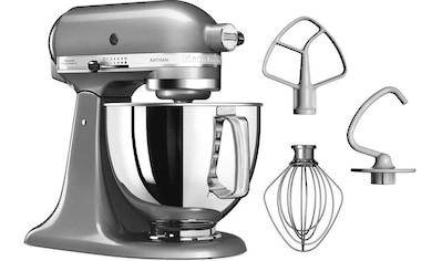 KitchenAid Küchenmaschine Artisan 5KSM125ECU Kontur - Silber, 300 Watt, Schüssel 4,8 Liter kaufen
