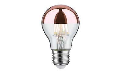 Paulmann »Standardform 6,5 Watt E27 Kopfspiegel Kupfer Warmweiß« LED - Leuchtmittel, E27, Warmweiß kaufen