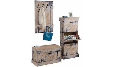Home affaire Garderoben - Set »Niko« (Set, 3 - tlg) kaufen
