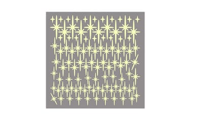 Wall-Art Wandtattoo »Leuchtsterne Sternenhimmel« kaufen
