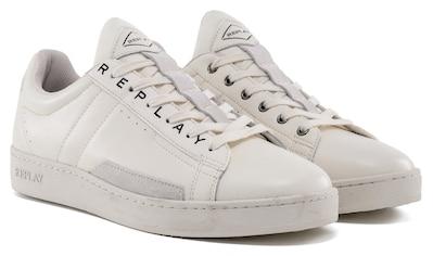 Replay Sneaker »BASE MAN«, in sportivem Look kaufen