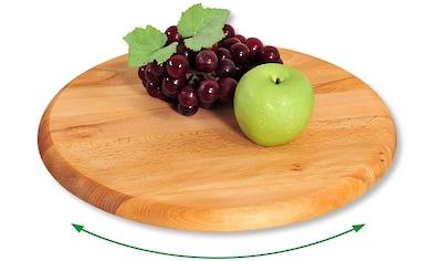 KESPER for kitchen & home Servierplatte Holz kaufen