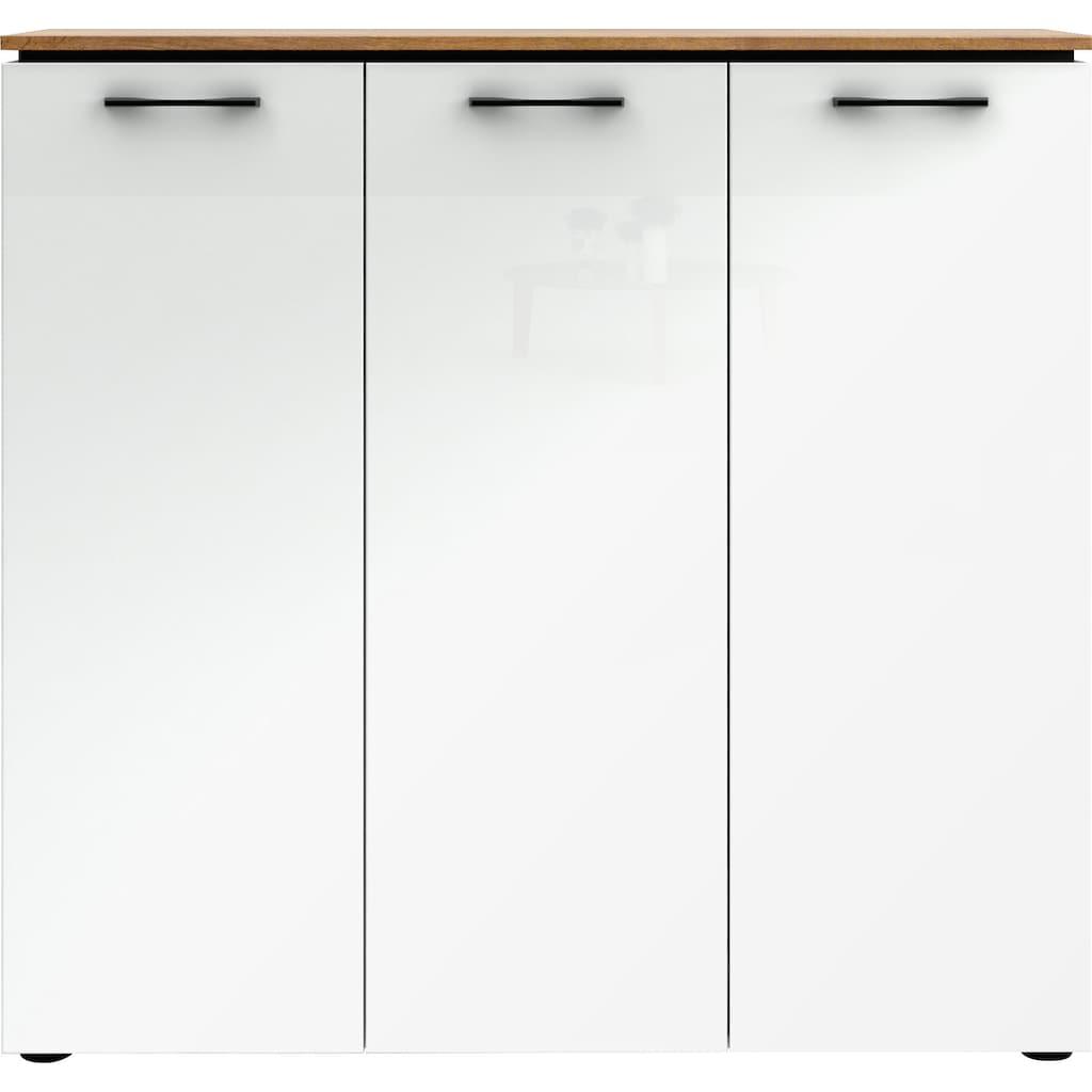 KITALY Schuhschrank »Morgan«, Breite 120 cm