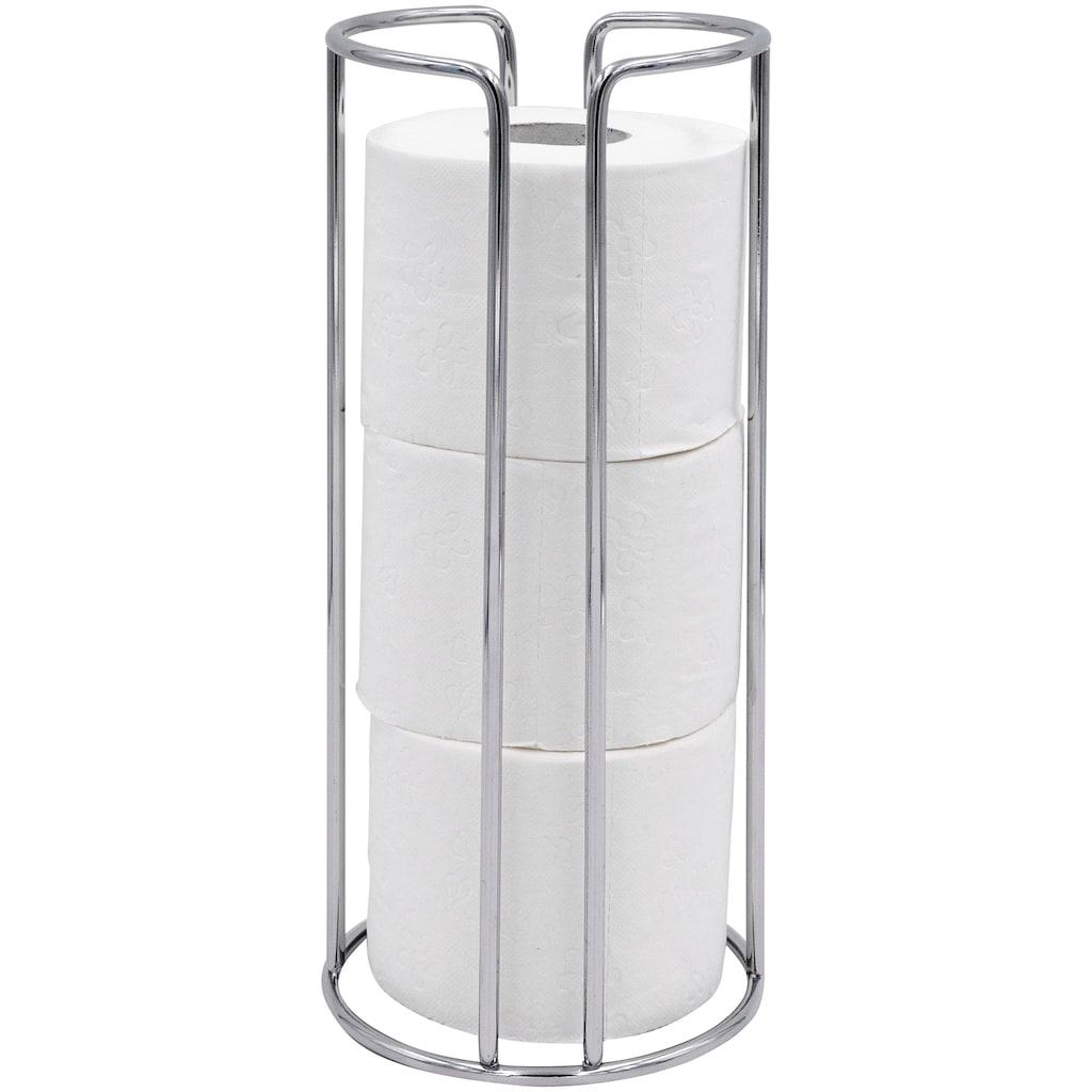 Ridder Toilettenpapierhalter »Classic«, für bis zu drei Rollen