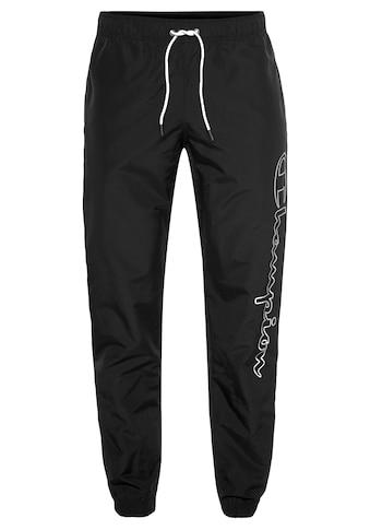 Champion Sporthose »ELASTIC CUFF PANTS« kaufen